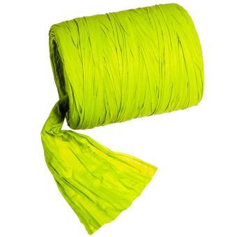 Decofiok Matt Geschenkband 100mm x 50m hellgrün hellgrün