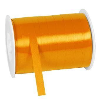 Polylight Geschenkband glanz 10mmx250m hellorange 10 mm | hellorange
