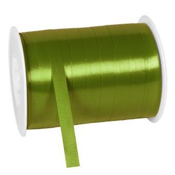 Polylight Geschenkband glanz 10mmx250m olive 10 mm | olive