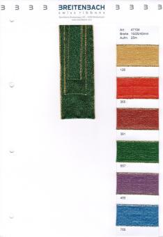 Glitzer Geschenkband 15 mm | -657