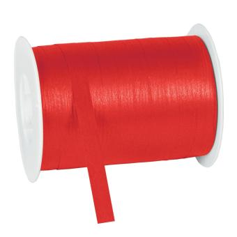 Zierband matt 10mm x 250m rot 10 mm | rot
