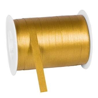 Zierband matt 10mm x 250m gold 10 mm | gold
