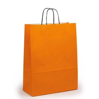 Toptwist Tragetaschen orange, 32 x 14 x 42cm, 32 x 14 x 42cm | orange