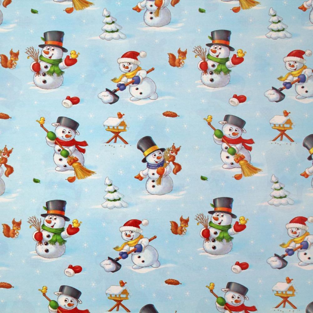 Geschenkpapier Weihnachten.Strebel Walz Ag Kinder Geschenkpapier Weihnachten Bg 70x100cm