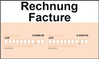 Rechnung Facture